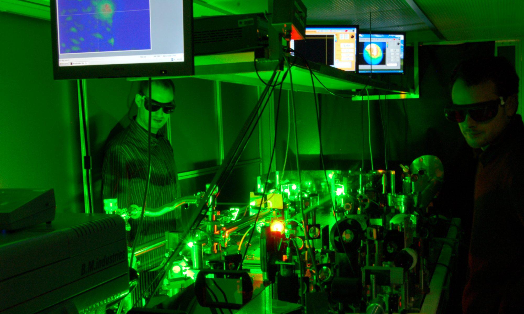Laboratoire D'Optique Appliquée